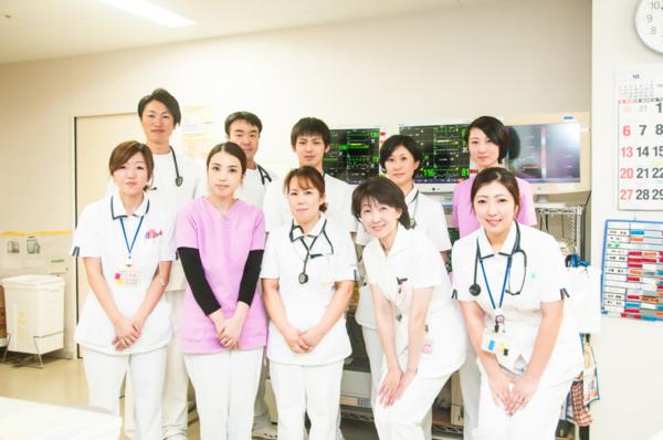 3 D 病棟