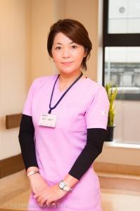 看護部長 鈴木 由美子