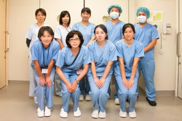 手術室 OPE病棟
